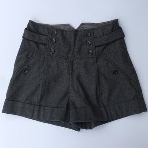 Cidra by Anthropologie High Waisted Shorts